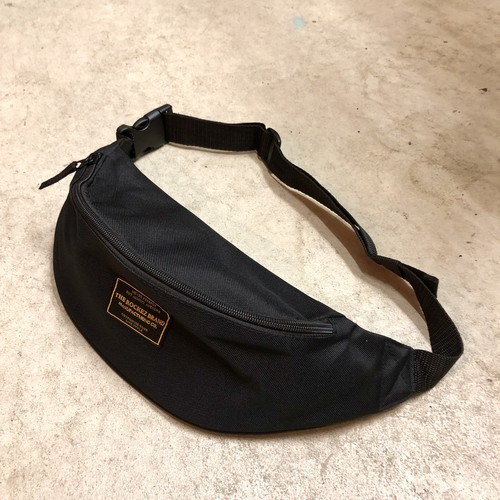 "ROCKEZ ""Belt Bag"" -Black-"