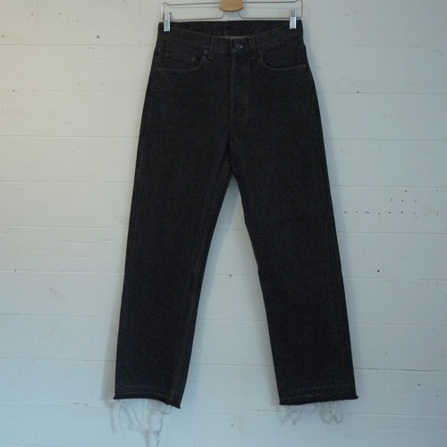 """Levi's 1990's 501 """"Black,Made in USA"""" W30"""