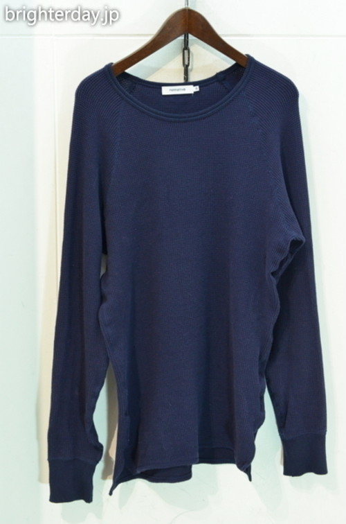 nonnative TRAINER L/S TEE C/N/P THERMAL