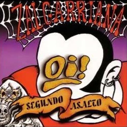 ZALGARRIANA - Segundo Asalto CD