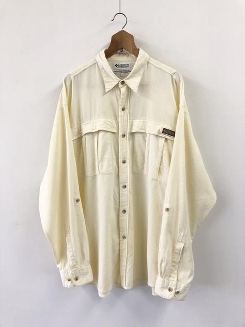 Columbia Cotton Stripe Shirt