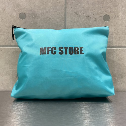 MFC STORE SIDE LOGO POACH LARGE / TURQOISE
