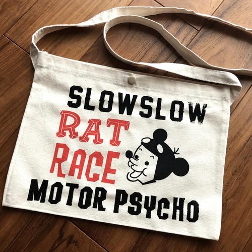 RAT RACE サコッシュ