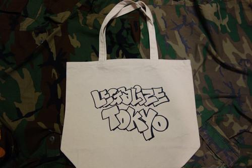 LEGALIZE TOKYO TOTE BAG