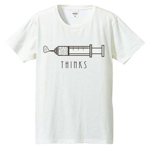 [Tシャツ] THINKS