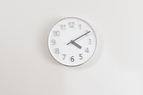 Founder Clock WH