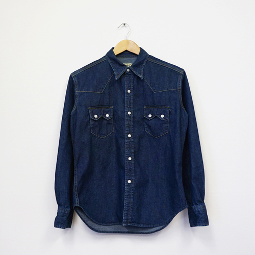 WESTERN SHIRT (DENIM U/W)