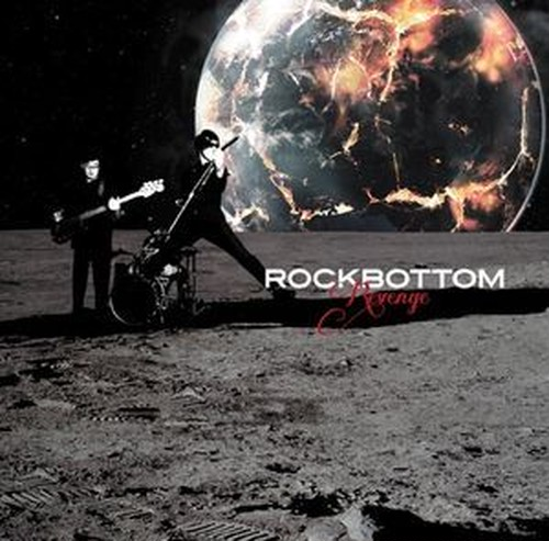 Rockbottom ‎– Revenge CD