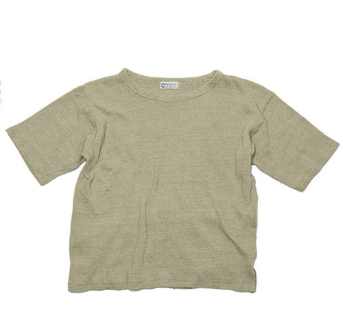 WL Paralleled Jersey Half Sleeve T-Shirt(WHITE LINE)