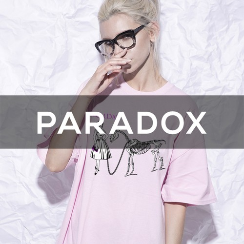 "PARADOX - CAPSULE Collection ""U.F.O"" - 02 (PINK)"