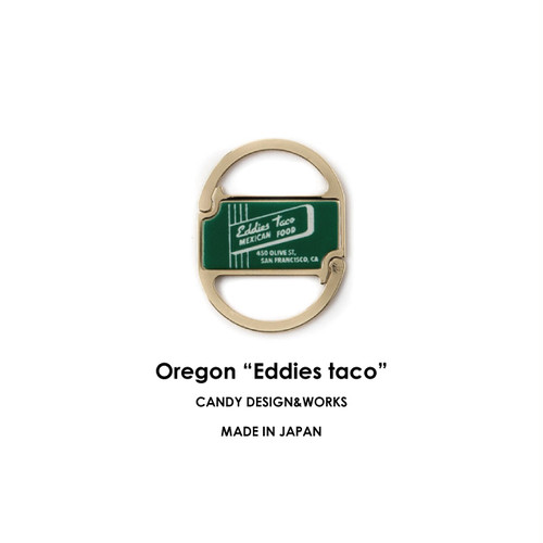 << 今なら送料無料!! >> Oregon [ Eddies taco ]