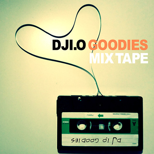 "DJI.O MIXTAPE ""GOODIES"""