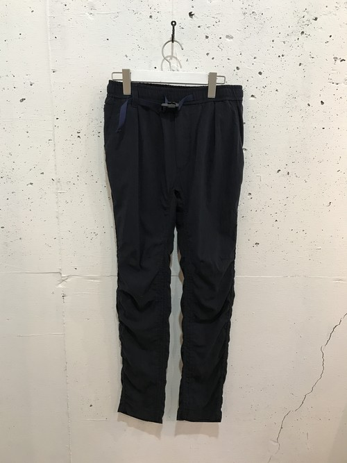 White Mountaineering CHAMBRAY OX EASY CLIMBING PANTS(WM1771402)