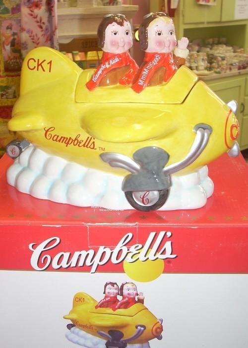 コピー:Campbell Kids コレクターエディション クッキージャー