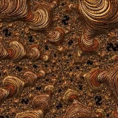 火星の公転周期の音楽と映像