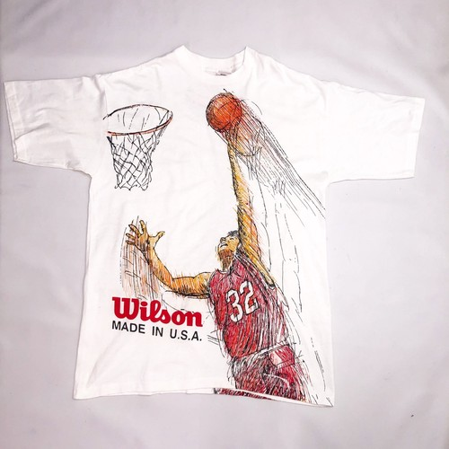 Wilson Made In U.S.A Basketball TEE
