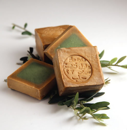 Aleppo Soap Bar Light Type