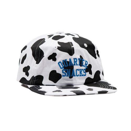 QUARTERSNACKS / ARCH CAP -COW-