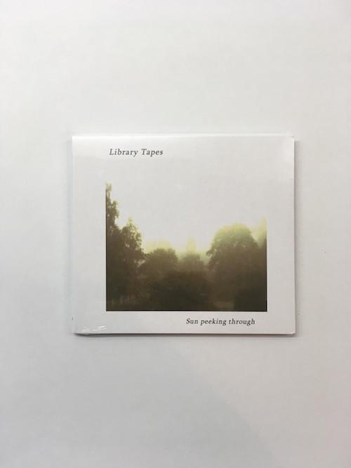 Library Tapes : Sun Peeking Through
