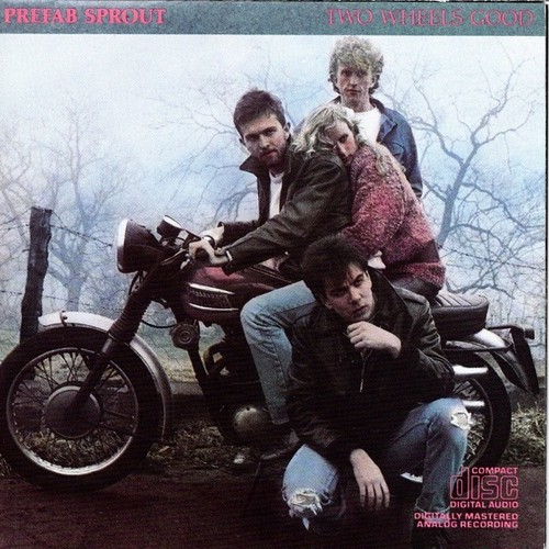 【CD・米盤】Prefab Sprout / TWO WHEELS GOOD