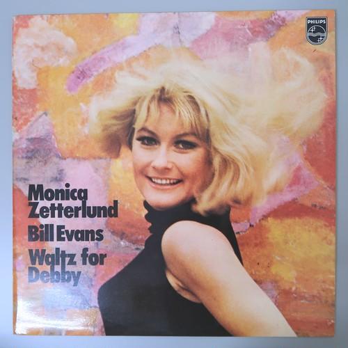 MONICA ZETTERLUND / BILL EVANS WALTZ FOR DEBBY 欧盤