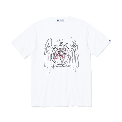 TOYPLANE / TP19-HTE02 / EAGLE BALL TEE