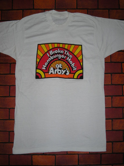 70'S Arby's T-SHIRTS