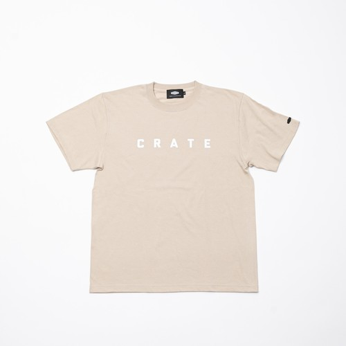 CRATE Color T-Shirts 2020 Beige