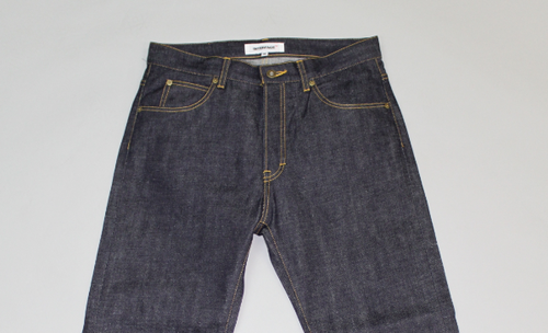 SELVEDGE  DENIM  PT  ( Type-A )   -INDIGO-