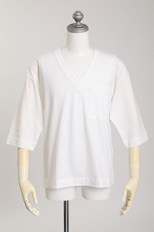 インナーシャツ / Inner shirt / N. HOOLYWOOD別注 / White