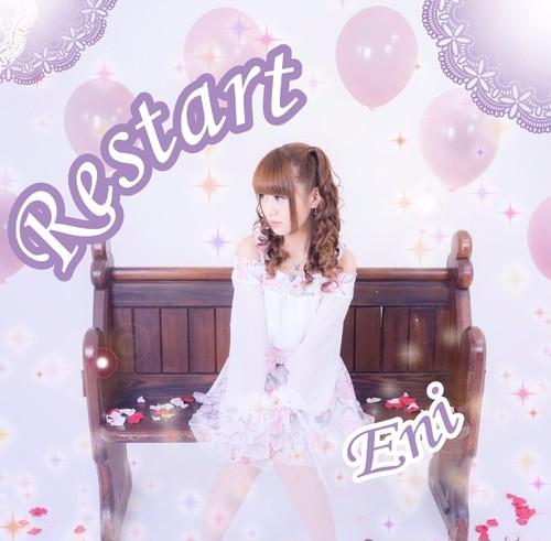 ポスター付Restart予約券【DVD+CD】