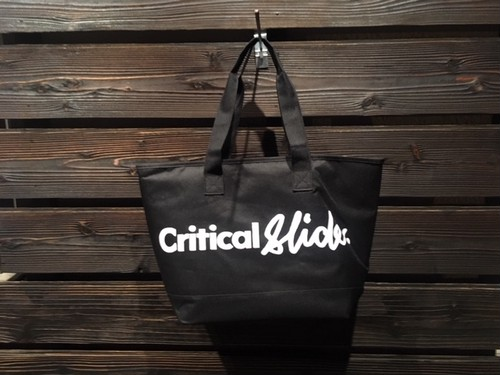 Critical Slide COOLER TOTE BAG Black DRG2005