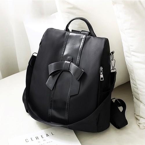 Backpack Vintage Leather Backpack Capacity Travel Shoulder Bag ショルダーバッグ レザー バックパック リュック ビンテージ (HF99-5702220)