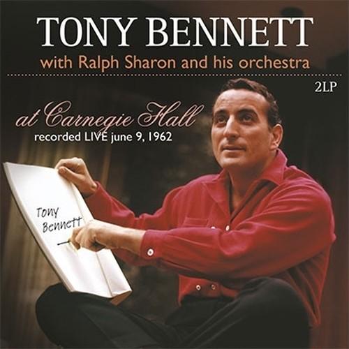 【新品LP】Tony Bennett / At Carnegie Hall