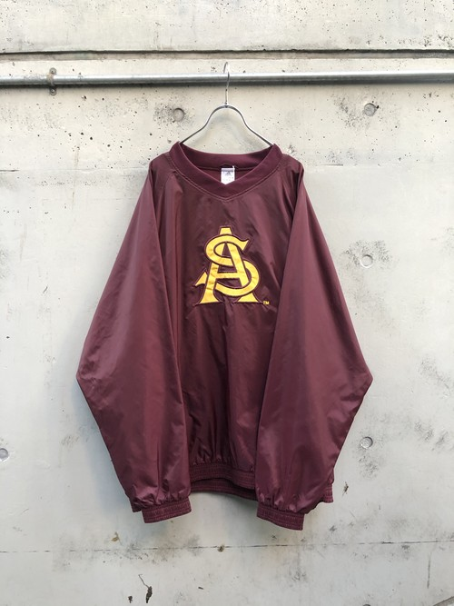 【USED】ADIDAS / ラグランプルオーバージャケット