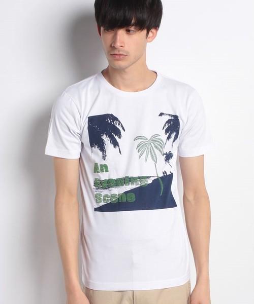 #418 Tシャツ EVENING