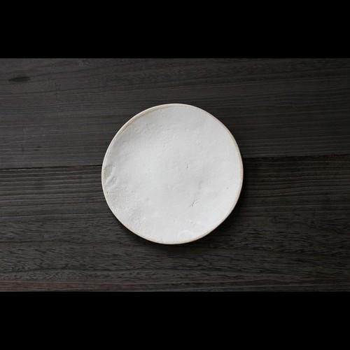 """英国の陶芸アーティスト【SARAH JERATH】""""CHALK"""" 20cm Plate プレート 中皿 No.2"""