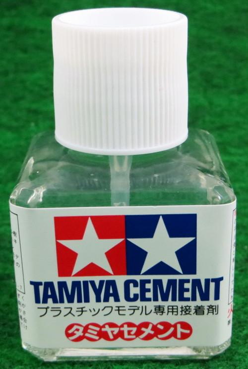 タミヤセメント(液体接着剤)(40ml)