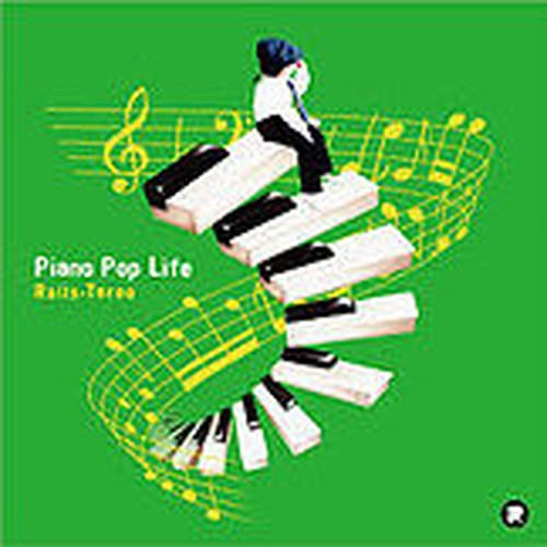2nd Full Album 『Piano Pop Life』