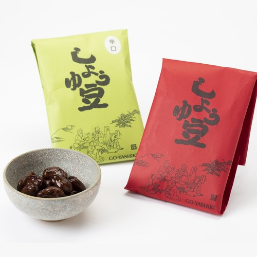 郷屋敷醤油豆/甘口