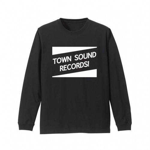 SODA! TOWN SOUND RECORDS LONGSLEEVE