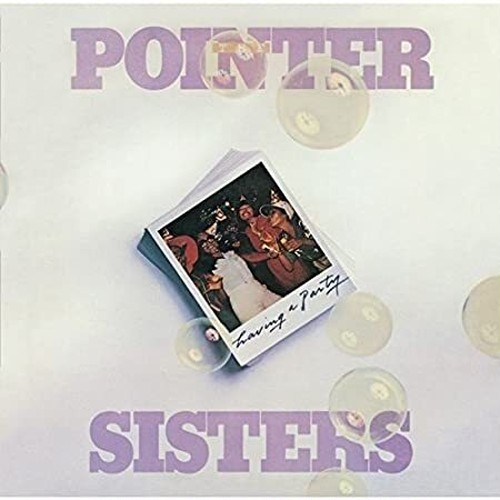 【USED/LP】POINTER SISTERS - HAVING A PARTY(US ORIGINAL)