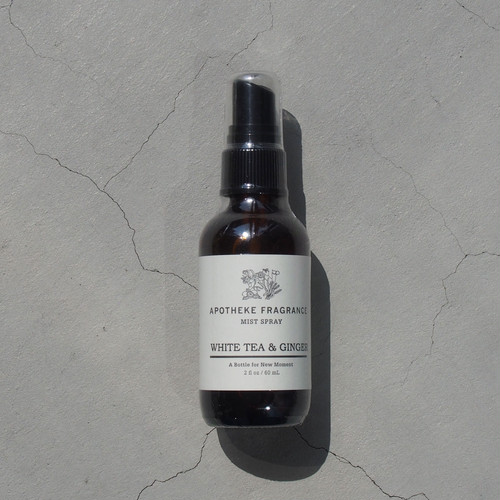 APOTHEKE FRAGRANCE ROOM MIST SPRAY
