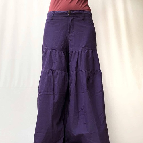 PurpleWide RaverPants