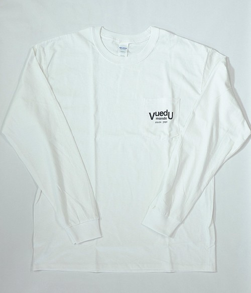 Vue du monde Long Pocket T-Shirt