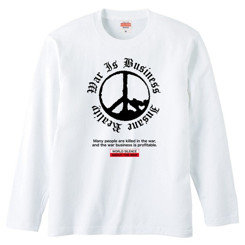 War Is Business  Insane Reality【LONG SLEEVE】