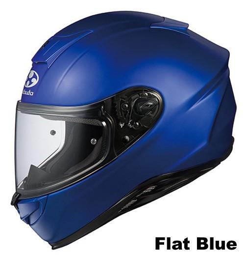 OGK AEROBLADE-5 Flat blue