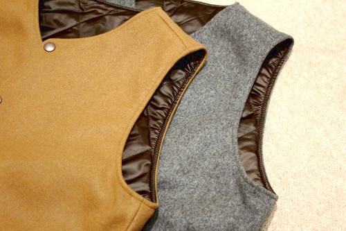 F.O.B FACTORY Reversible Liner Vest