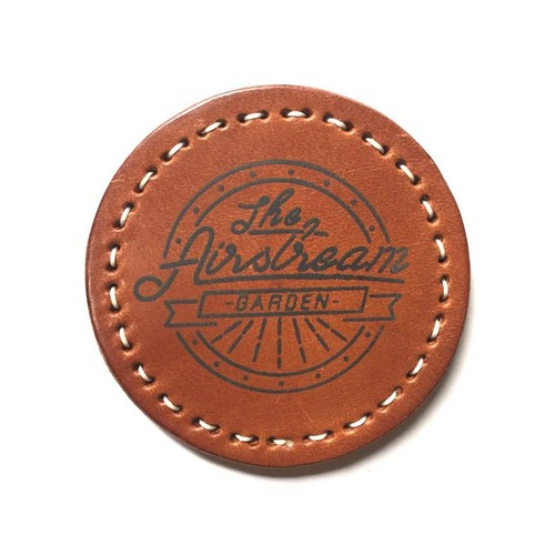 Driftwood Gear×The AIRSTREAM GARDEN REVERSIBLE COASTER