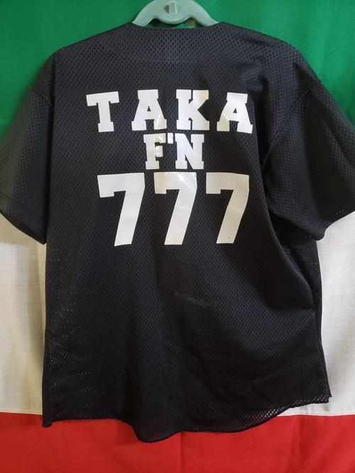 TAKAみちのくベースボールシャツ M